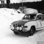 Hankiralli 1973 Aarno Eerola - Raimo Alm. rallikari.fi