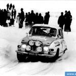 Kymeenlaakso Historic -ralli 2000. Yleiskisan toinen. Kuljettaja: Tomi Tikanmäki