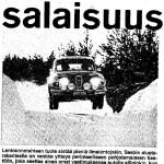 Purje ja Moottori 1973