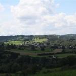Beatyfullu Belgian countryside scenary