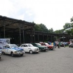 Rallycorner with many replicas but just one realthing