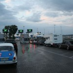 Travemünde ferryharbour_right side Tommi´s 900i