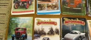 Automobiili lehtiä kokoelma 001