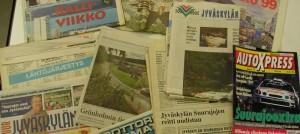 Jyskälä sanomalehtiä