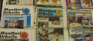 MoottoriUrheilu lehtiä