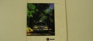 Saab European Guide 1995