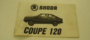 Skoda 120 Coupe suplement