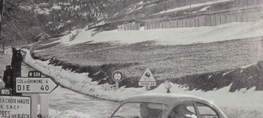 Monte Carlo 1960 C-O Bremer 9th overall